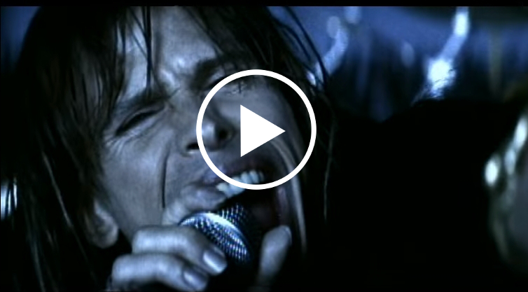 Клип группы Aerosmith - I Don